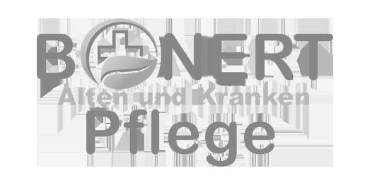 pädagogische Nachbetreuung München, Freiraum Partner Logo, Bonert Pflegedienst